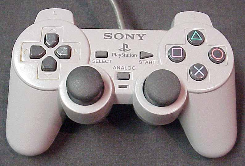 The sheer number of buttons and sticks on modern controllers gave developers the flexibility to create more complex control schemes for football games.