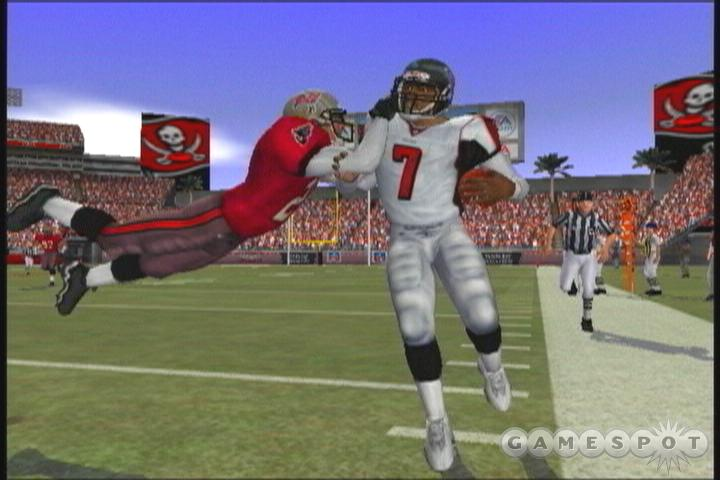 The digital Vick was a force to be reckoned with in 2003.