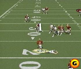NFL 97 on the Sega Saturn was the end of the line.