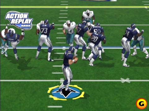 NFL 2K made the Dreamcast a system to be reckoned with.