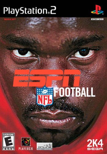 Sega switched to ESPN branding in 2003, hoping to take on the Madden name.