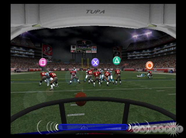 First person football didn't end up being all it was cracked up to be.