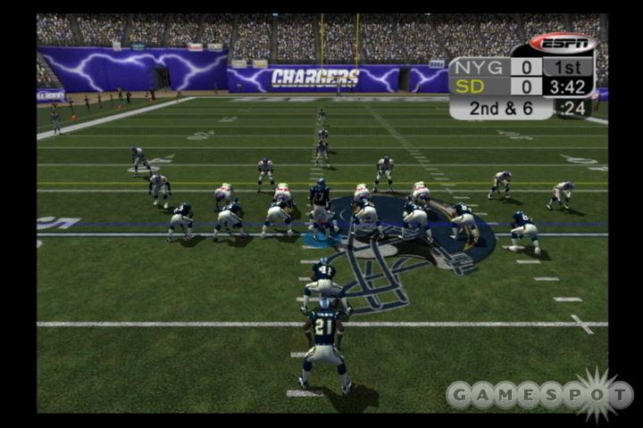 Sadly, ESPN NFL 2K5 was the series' swan song.