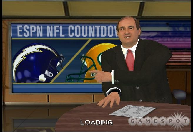 Presentation-wise, ESPN NFL 2K5 was and still is, unmatched.