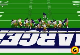 Revamped graphics made the '96 edition the best.