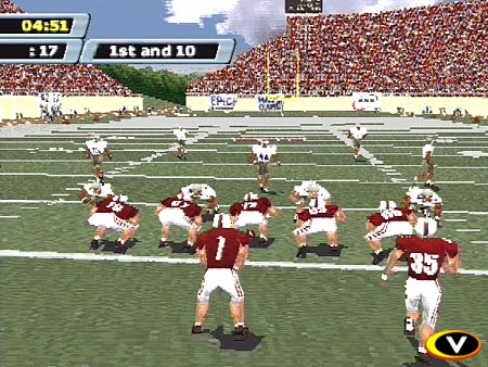 At one point, NCAA GameBreaker may actually have been the best college football game.