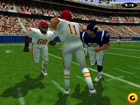 Acclaim brought the series to the PC in 1998.
