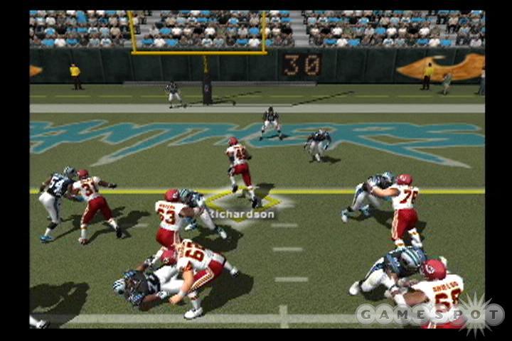 GameDay 2004 doomed the franchise.