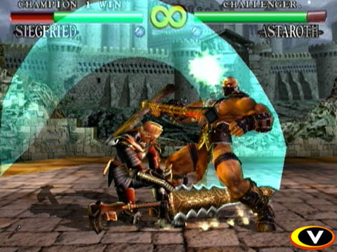 The jump in fidelity from PlayStation-era graphics to games like Soul Calibur was stunning.