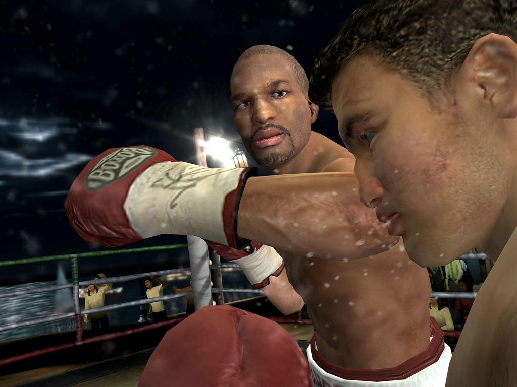 Satiate your bloodlust with EA's latest boxing title.