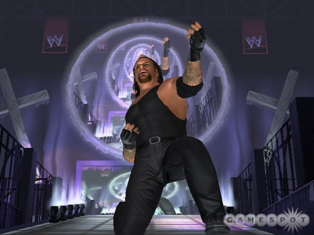 The Undertaker is undefeated in WrestleMania matches. Continue that streak in the latest grappler from THQ.