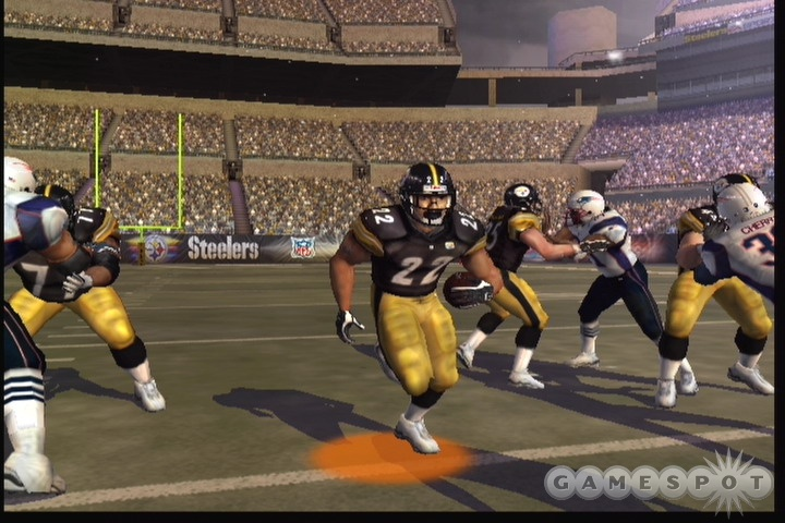 Duce Staley had career-best numbers, with 158 yards rushing and three touchdowns.