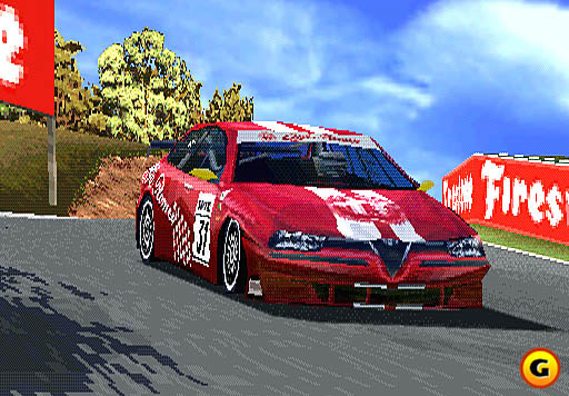 Jarrett and Labonte who? Stock car huh? Forget the name. This was one of the best racing games on the PlayStation, period.