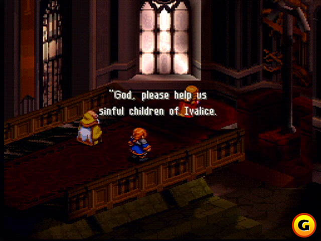 Final Fantasy Tactics wasn't the first strategy RPG, but it's one of the best.