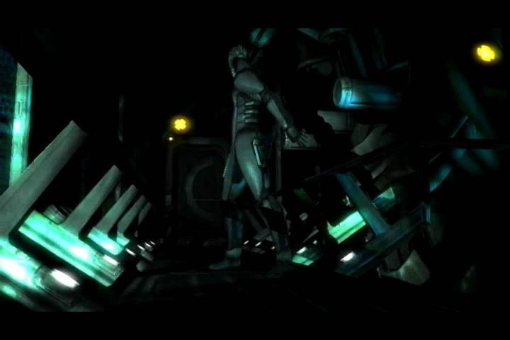 Dark corridors abound in early media of Dark Sector