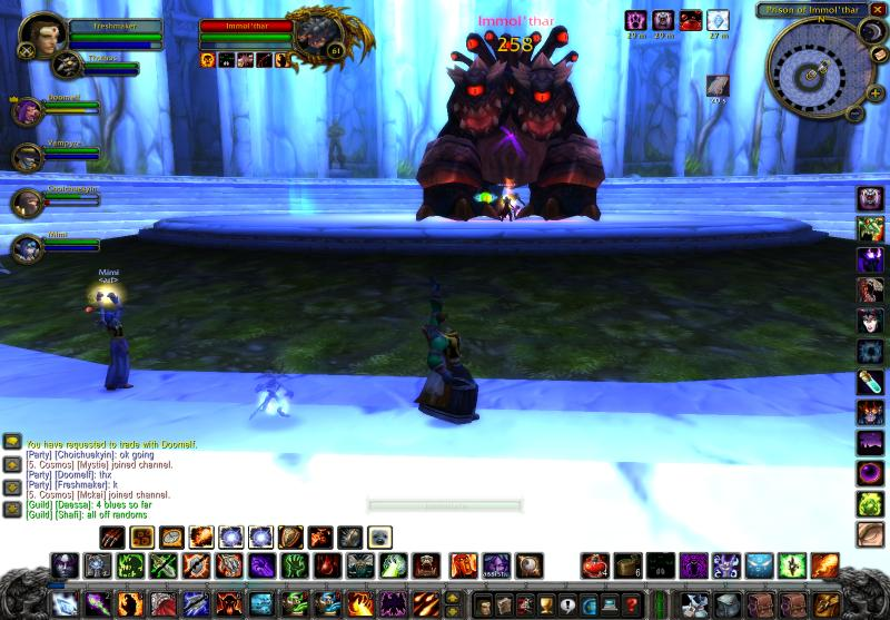 You could play WoW on a console. But would you want to?