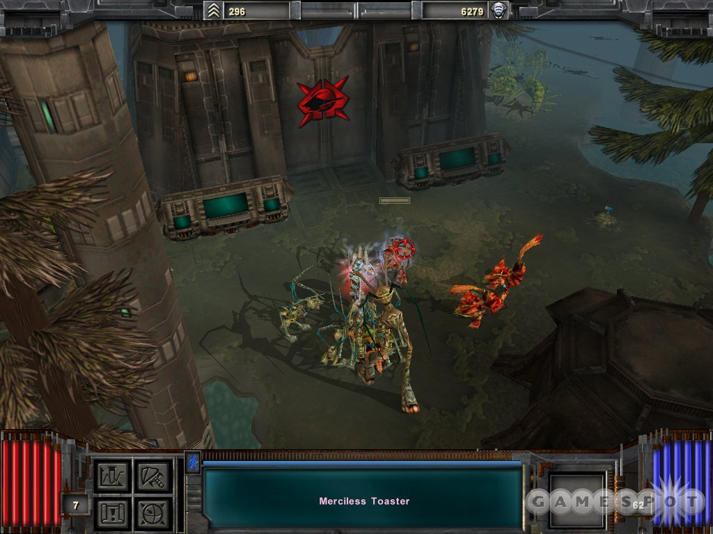 If you desperately need more Diablo, Space Hack's derivative stylings might scratch that itch.