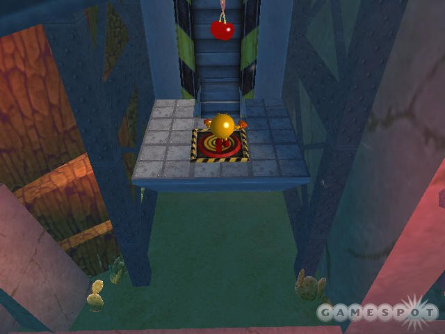 The platforming gameplay is simultaneously classic and derivative.