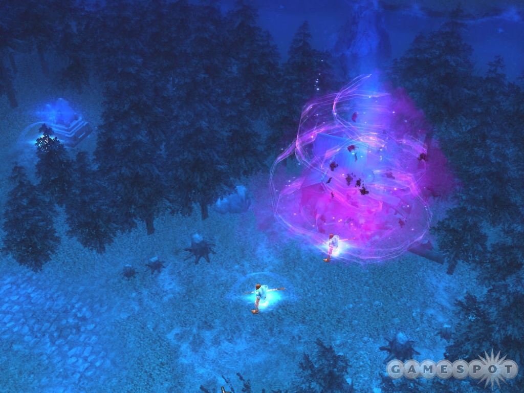 You can play as a sneaky, treasure-stealing ghost in Heroes V's new multiplayer modes.
