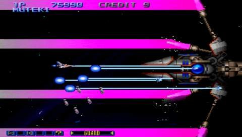 The original Gradius looks dated by now, but the rest of these games still hold up great.