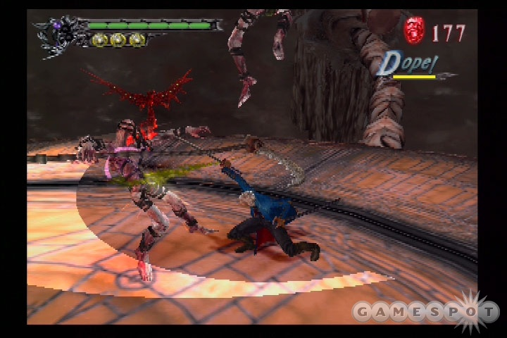 The Yamato battle sword makes Vergil even deadlier than his twin brother, but he's not quite as deep as Dante from a gameplay standpoint.
