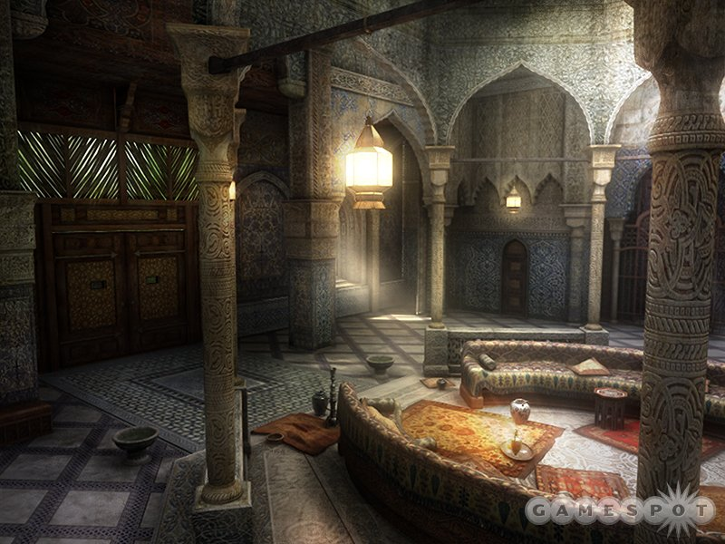 Paradise will be the next adventure game from the creator of Syberia.