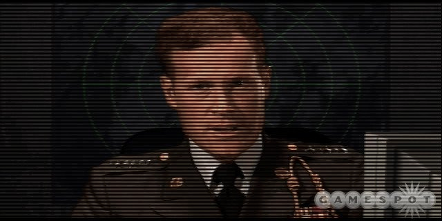 The general here has some mission objectives for you.