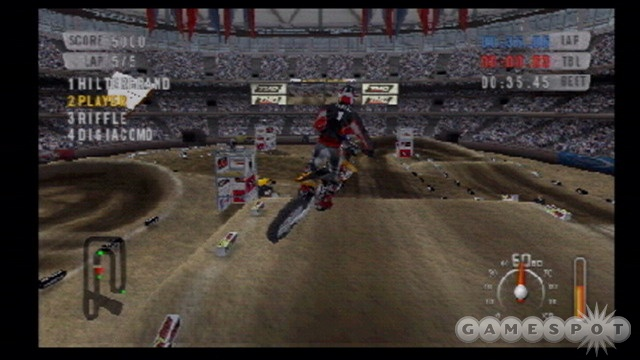 Big air jumps are great but it's the landings that count.