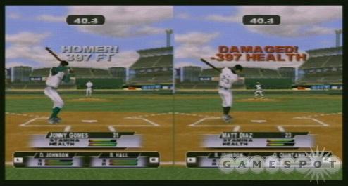 Participate in home run derbies offline and online.