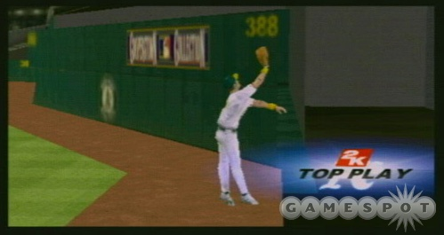Replays and cutaways are few and far between in the PSP''s MLB 2K6