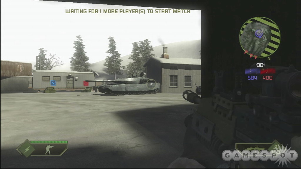 Being the first of its kind on the Xbox 360 gives Modern Combat a little more appeal to owners of the console.