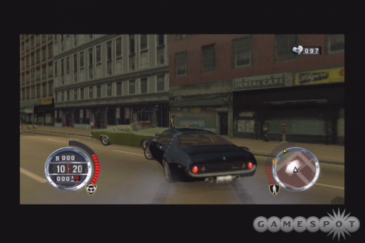 It's the best Driver game on the Xbox and PS2, but considering how busted the last game was, that's hardly an achievement.
