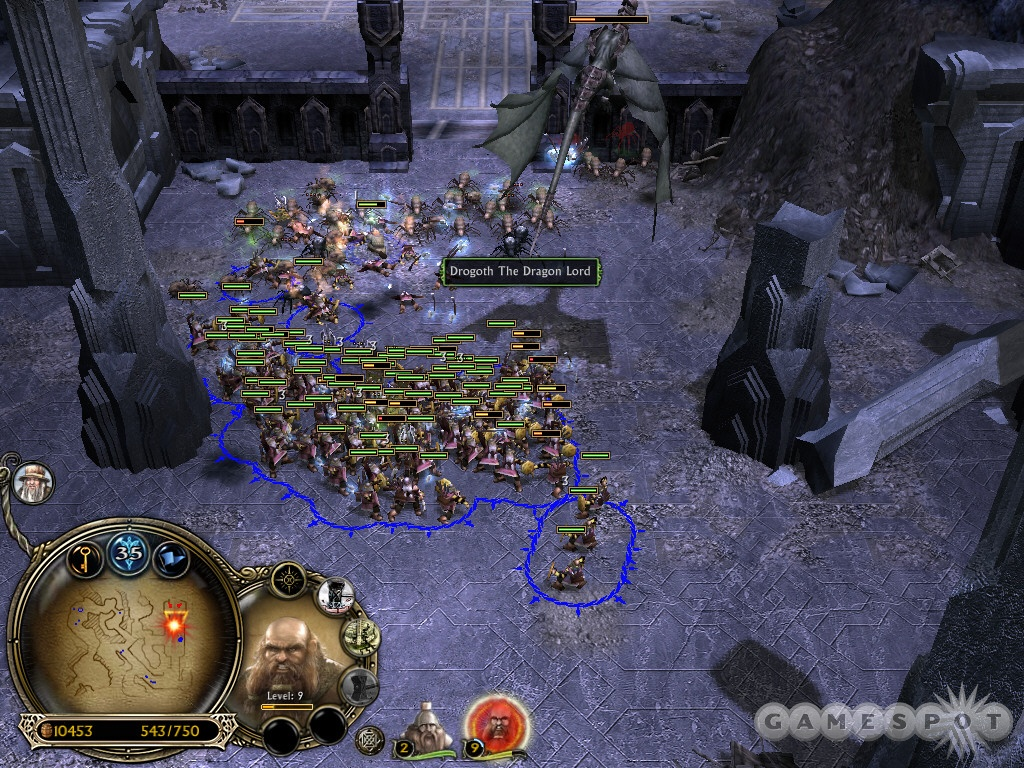 Towers will help take down Drogoth--or a whole army of Axe Throwers.