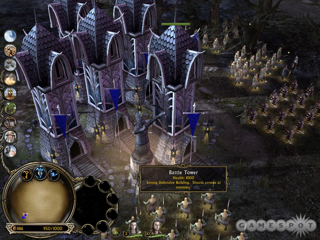 You're in no hurry. Defend in the southwest corner while you build a huge, upgraded army.