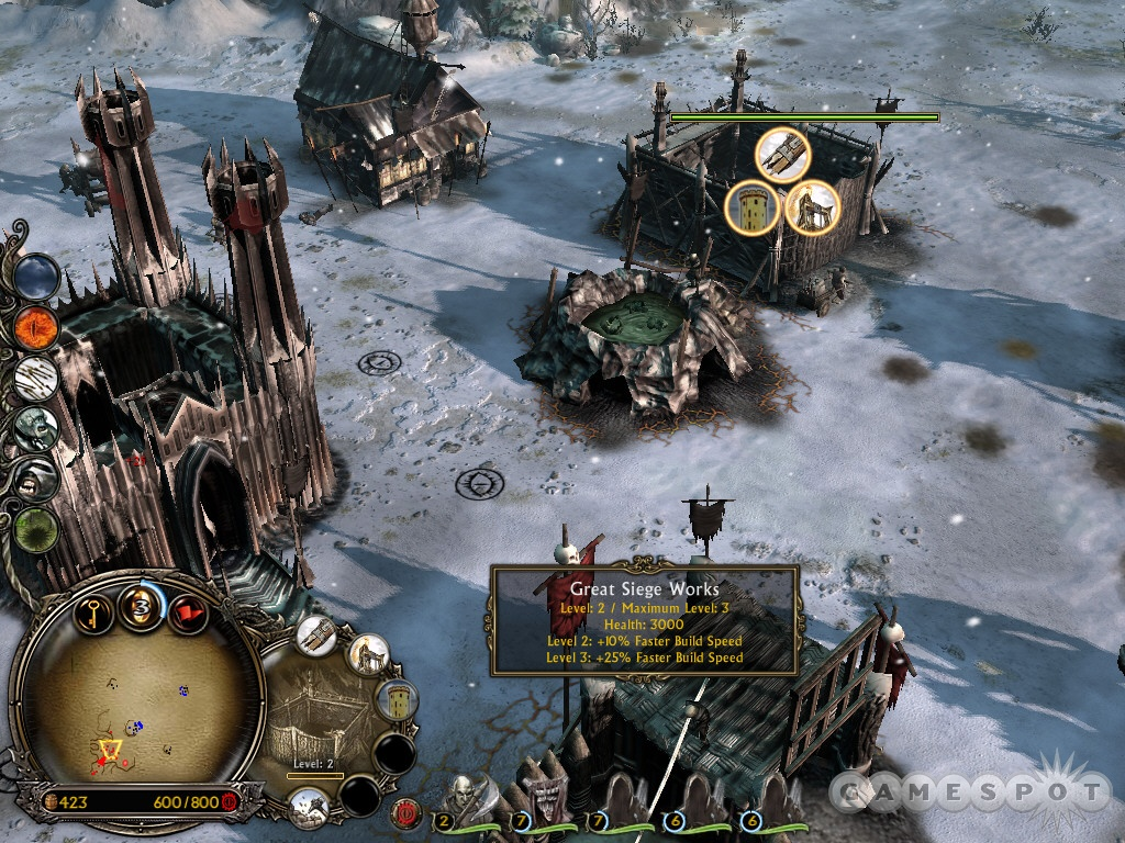 Add the Great Siege Works to your base and add catapults to your assault group.