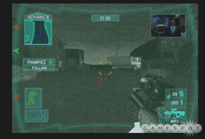 It may share the same name as the tactical shooter on the Xbox 360...