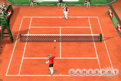 The intricate shot system lets you perform any of six different shots, swing forehand or backhand, and adjust the power and aim of each shot.
