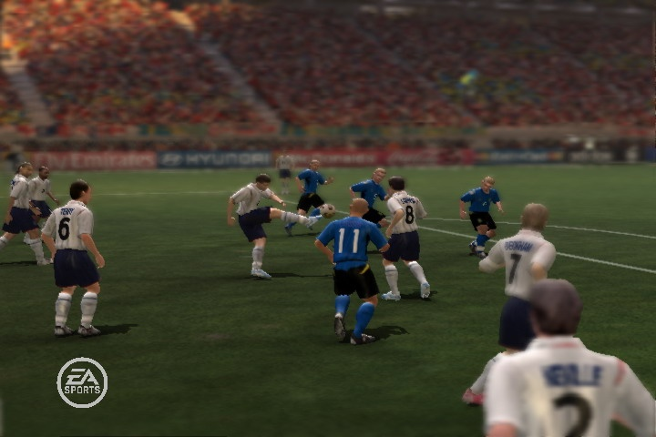 FIFA is best played with friends, especially offline.