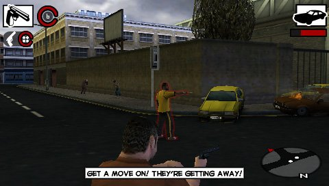 Hope you like this mission, because you're going to do it a whole bunch of times over the course of Gangs of London's story mode.