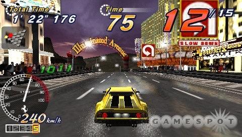 Coast 2 Coast offers the same addictive arcade formula that characterizes the series.