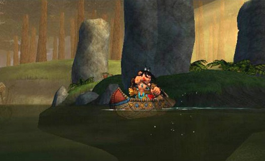 Brave's use of Native American culture is pretty generic, but at least it generally avoids being offensive.