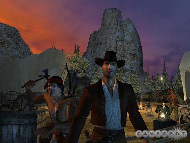 Cooper and company return for, of all things, revenge, in Desperados 2: Cooper's Revenge.