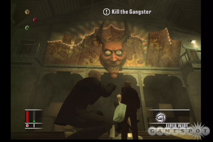 Codename 47 is once again in the starring role, but the game's beautiful environments steal the show.