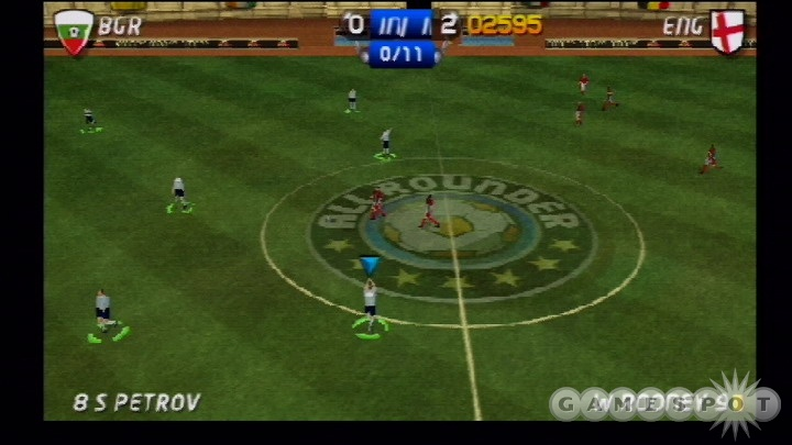 Instead of taking the simulation route, World Tour Soccer 2's skill-based challenges offer arcade thrills.