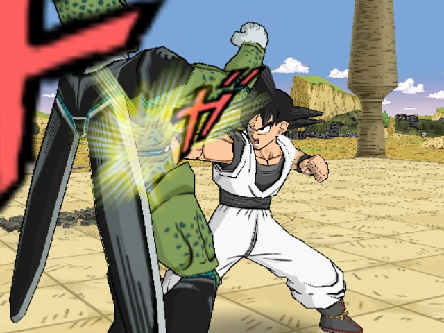 Super Dragon Ball Z doesn't quite hit its target of hardcore fighting game fans.