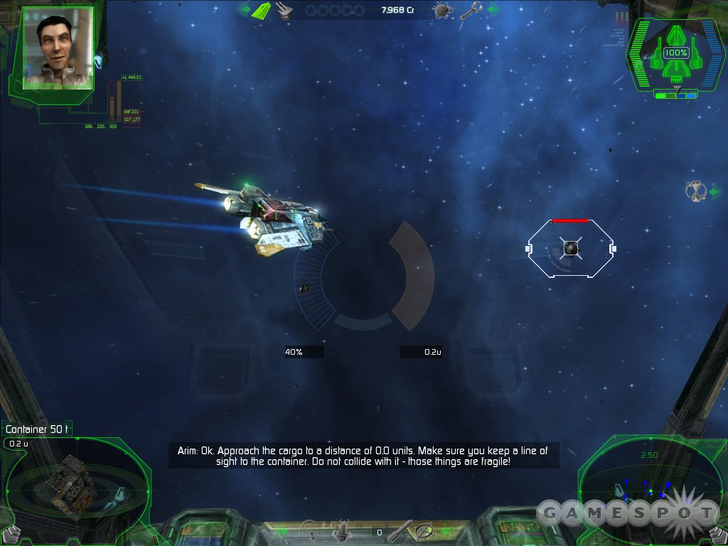 Space trading and adventure get a graphical upgrade in DarkStar One.