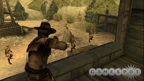 Showdown will offer the entire original Gun storyline and a number of new features besides.