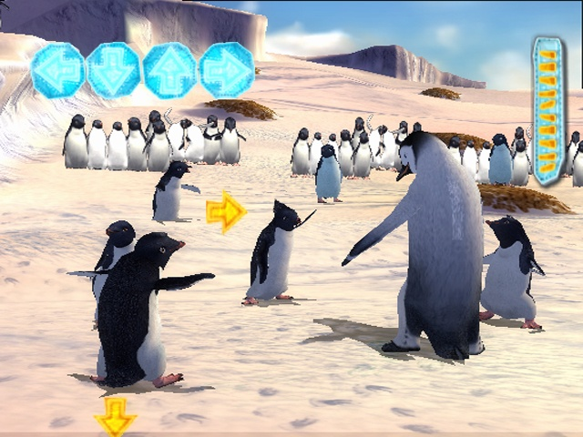 The most important lesson in Happy Feet is that people still make licensed garbage.