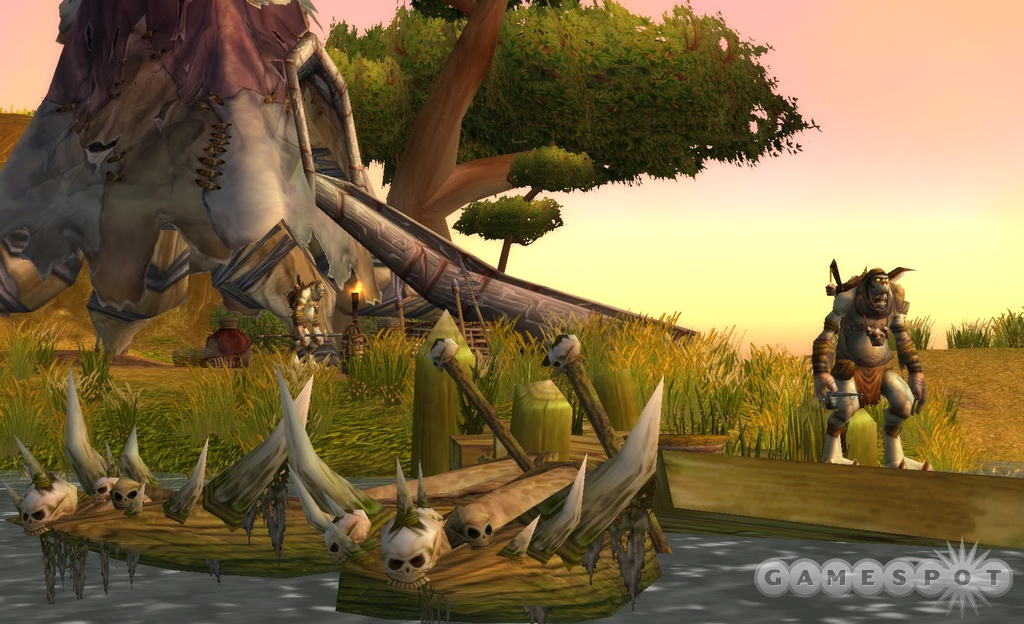 Nagrand will be a site for open-world player-versus-player battles.