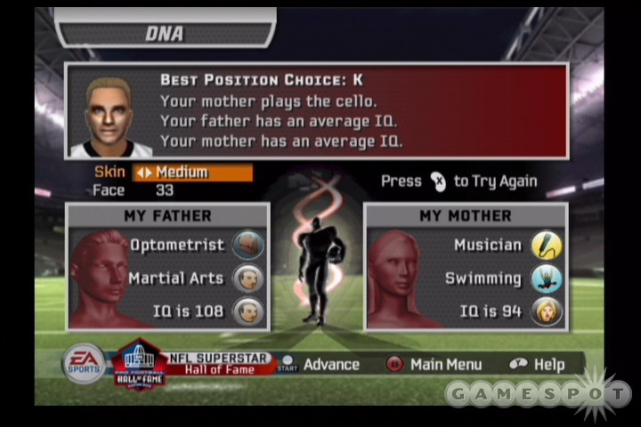The new superstar mode inarguably benefits from the new role and influence system.